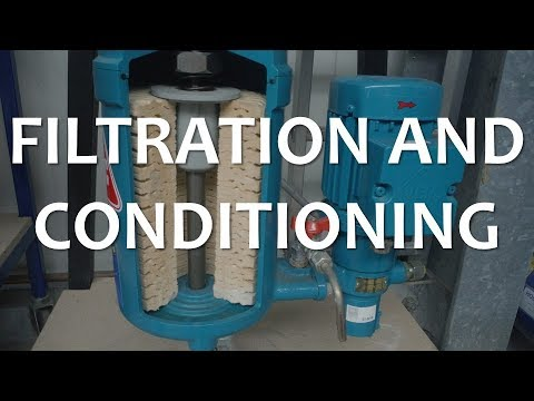 Filtration and Conditioning (Full Lecture)