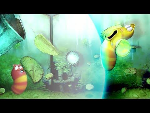LARVA - PSYCHIC POWERS   Cartoon Movie   Cartoons For Children   Larva Cartoon   LARVA Official