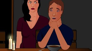 Cheating Spouse Horror Story Animated