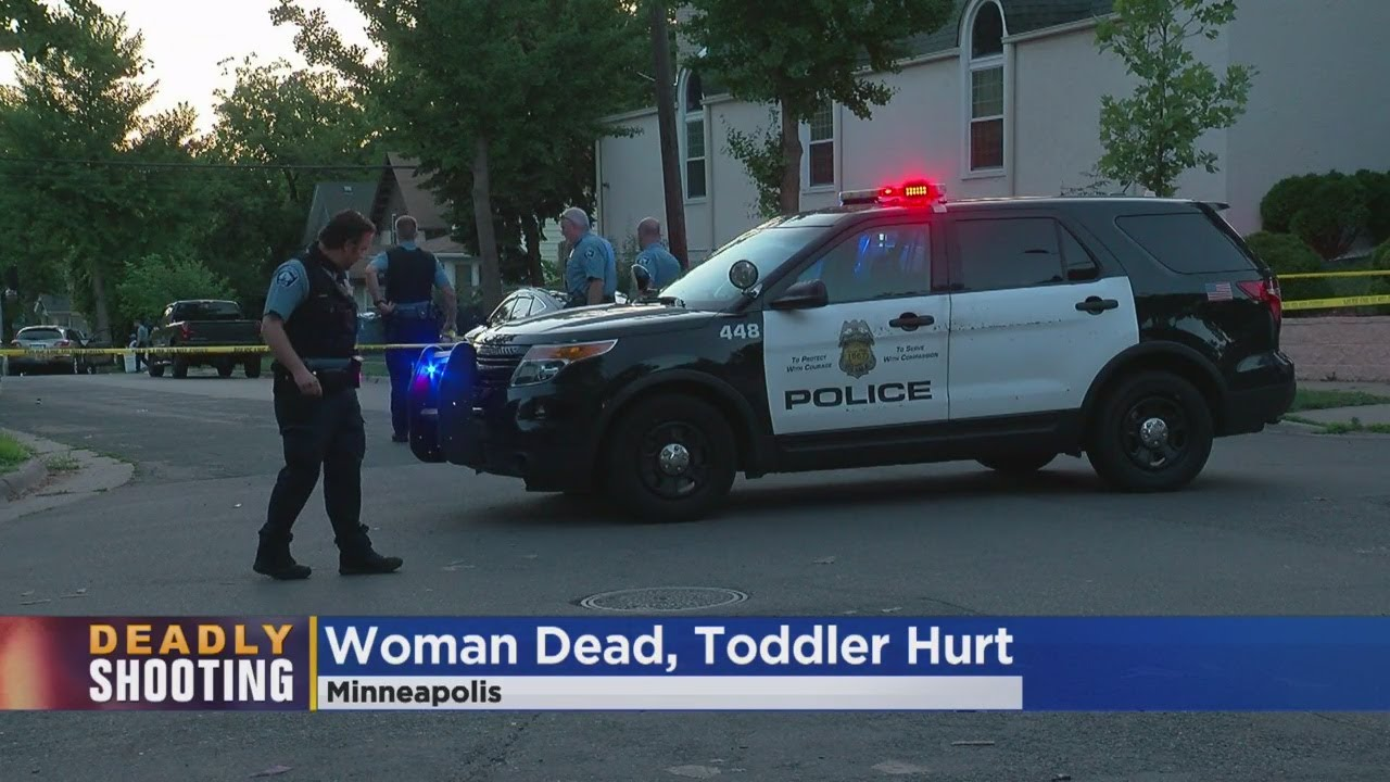 Woman Killed, Toddler Hurt In Mpls. Shooting