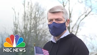 Nurse From Denmark Shares Story Of Becoming U.S. Citizen | NBC News NOW