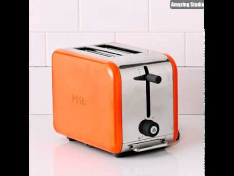 Small Kitchen Appliances With Orange Color - Youtube