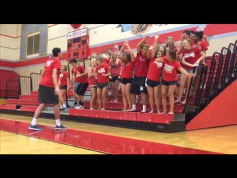 2015 Fishers HS Spirit Chants