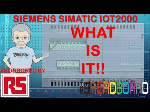 Simatic IOT2000 - WHAT IS IT !!!