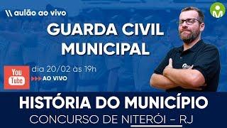 Guarda Municipal de Niterói - RJ I História do Município