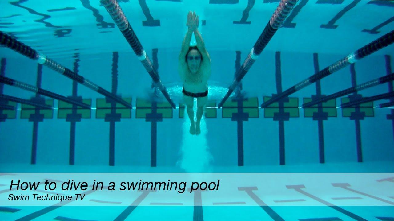 swimming start youtube