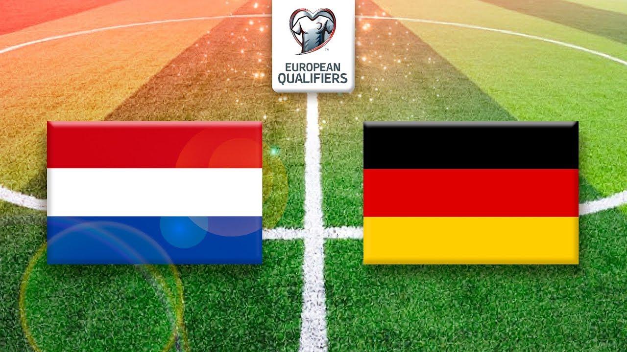 Em Qualifikation Holland