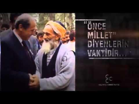 MHP'nin Yeni 1 Kasım Seçim Şarkısı Devlet Bahçeli vaktidir