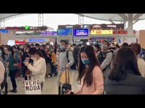 СРОЧНО⚡️КОРОНАВИРУС из Китая в Москве?Госпитализация туристов / LIVE 25.01.20