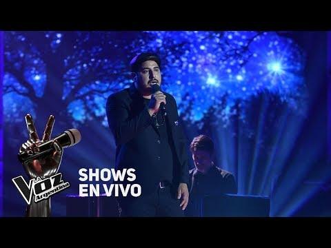 Shows en vivo #TeamSole: Darío canta