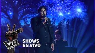 """Shows en vivo #TeamSole: Darío canta """"Realmente no estoy ta..."""