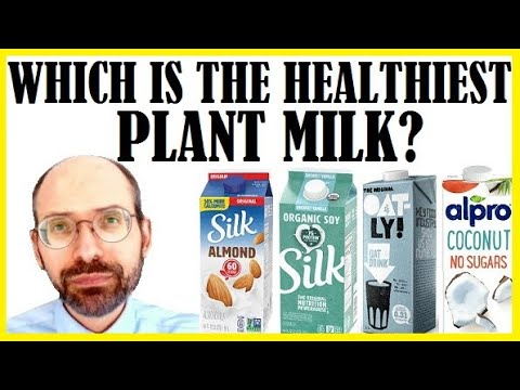 What Is The Healthiest Plant Milk?