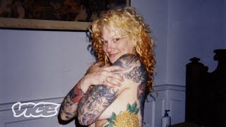 The Lady Pimp of Tattoos: Annette LaRue