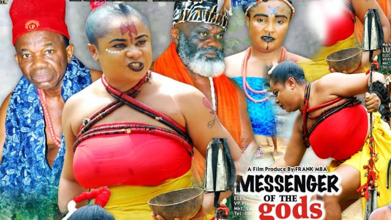 Download THE MESSENGER  SEASON 1 - 2020 Latest Nigerian Nollywood Movie New Movie