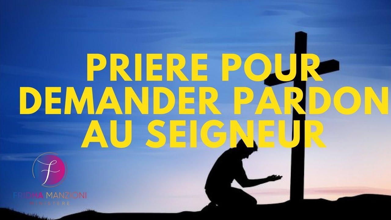 Download PRIERE PUISSANTE POUR DEMANDER PARDON AU SEIGNEUR !