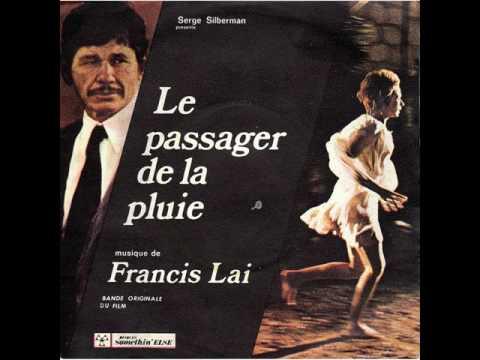 Le Passager De La Pluie - Bande Originale (1970) Francis Lai