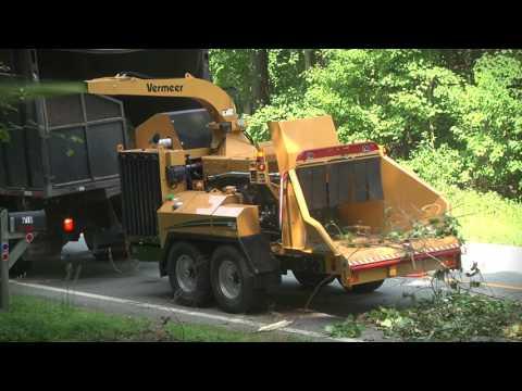 AX19 Vermeer Brush Chipper | Vermeer Tree Care Equipment