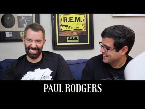 Paul Rodgers | Conversa de Botequim | Alta Fidelidade