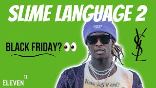 Young Thug Sets Date For \