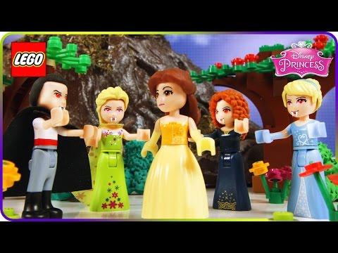 ♥ LEGO Disney Princess Belle VAMPIRE NIGHTMARE (Halloween Costume, Pie Disaster, Royal Dress..)