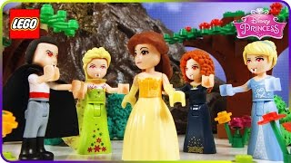 ♥ LEGO Disney Princess Belle VAMPIRE NIGHTMARE (Halloween Costume, Pie Disaster, Royal Dress..)