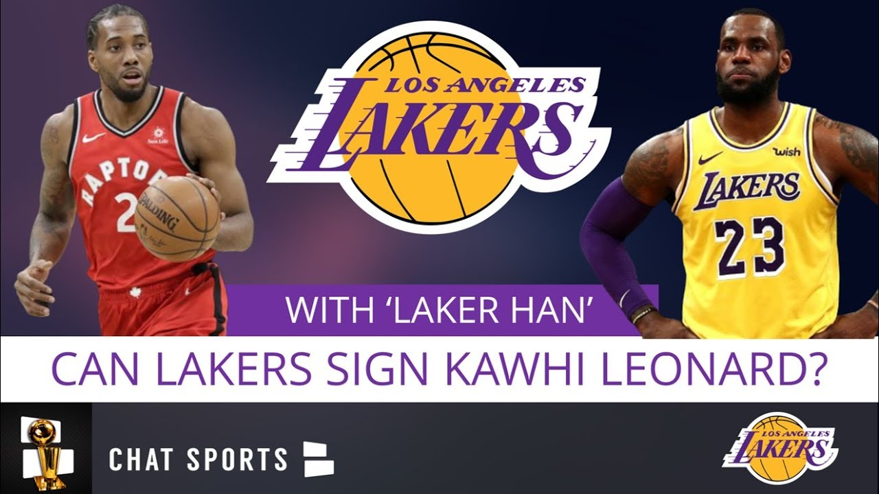 a946f9a740e Kawhi Leonard Free Agency: Can The Lakers Sign The Raptors Superstar In  2019 NBA Free Agency?