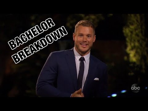 Bachelor Breakdown - Night One and Final Pick Prediction