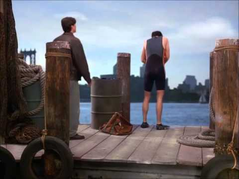 Kramer Swims the East River
