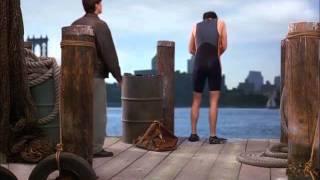 Kramer Swims the East River