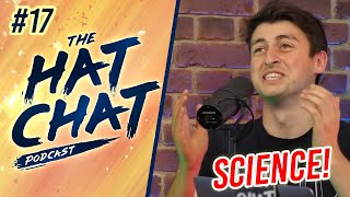 The Hat Chat Podcast #17 - We Solve the Climate Crisis ft. Simon Clark