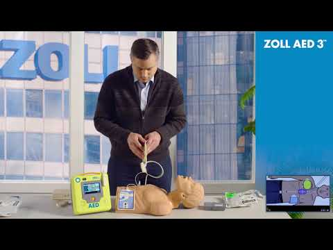 Training for Unexpected Heroes using the ZOLL AED 3 (ERC)