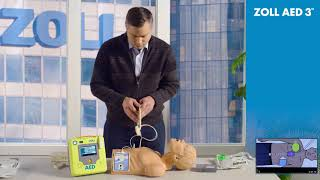 Video Training for Unexpected Heroes using the ZOLL AED 3 (ERC) download MP3, 3GP, MP4, WEBM, AVI, FLV Maret 2018