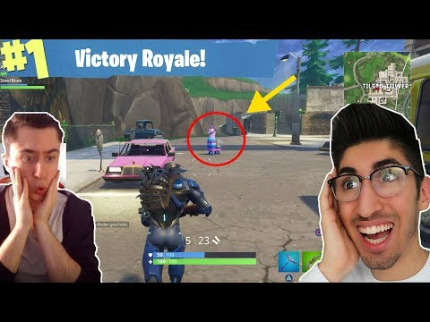 LUSTIGSTEN MOMENTE MIT STEEL! | Repaz | Fortnite Battle Royale