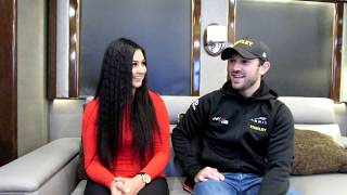 RSTGirl entrevista al Piloto de NASCAR Daniel Suarez!