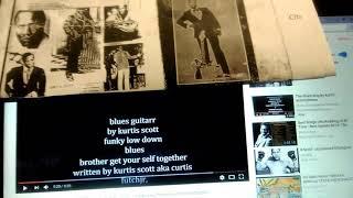 Brother rap by Kurtis Scott / vocalist poet
