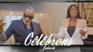Célébrons Yahweh - Lise Manzambi ft Koffi Olomidé, Mbuta Kamoka, Isaac M [CLIP OFFICIEL]