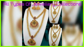 All Types Of Jewelery Collections