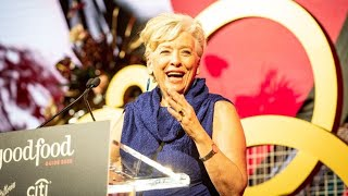 Vittoria Coffee Legend award winner Maggie Beer