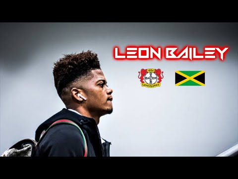 Leon Bailey 2018-2019 - Jamaican Style - Magic Skills Show - Bayer 04 Leverkusen