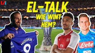 EL-TALK: Alle Kanshebbers van de Europa League volgens SULEY!