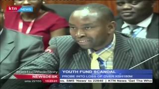 Youth Enterprise Development Fund Chairperson Bruce Odhiambo steps aside to allow investigations