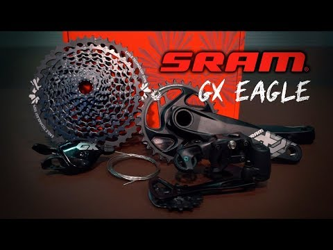 SRAM GX EAGLE: 12 velocidades al alcance de todos