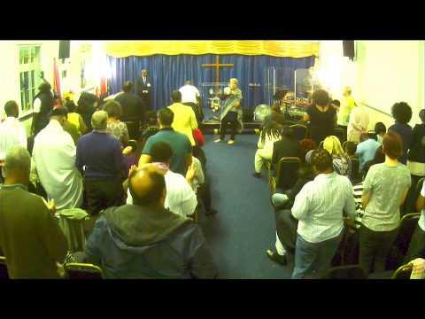 Let the prophets speak conference - Emma Stark