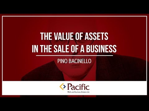 The Value of Assets in the Sale of a Business