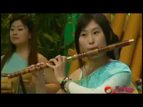 Beijing Bamboo Instrument Band Girls of Ali Mountain