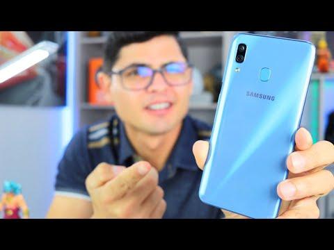 Galaxy A30 - ALGUNS DIAS DE USO! Será que a Samsung acertou?