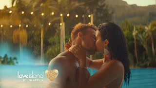 """A group of single """"islanders"""" who come together in stunning setting, ready to embark on summer love, friendships, and, ultimately, relationships. one ..."""