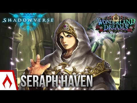 [Shadowverse] Turns Out Monk is Pretty Good - Seraph Havencraft Deck Gameplay