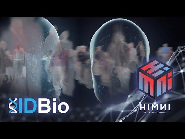 HIMNI | IDBio: conheça os benefícios da identificação digital