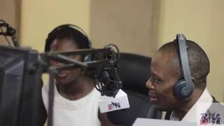 Rize FM Nigeria Interview Session With Micah Stampley, Nathaniel Bassey & Igho Yegbeburu